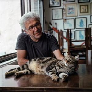 Cibalikapi meyhane owner Behzat Şahin