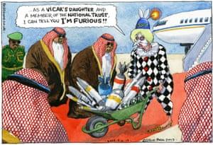 Steve Bell cartoon 05.04.17