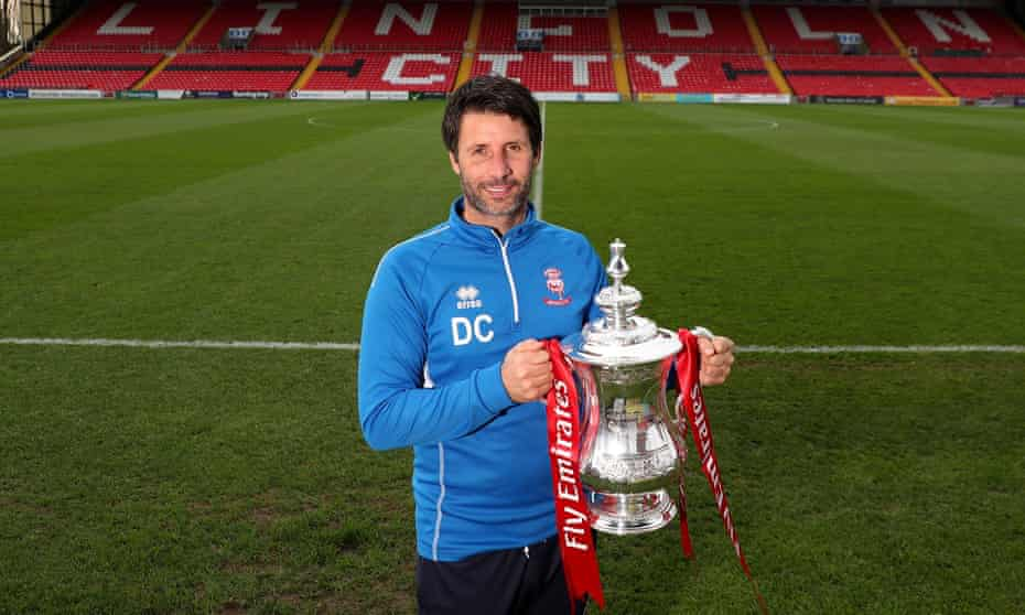 'You look at other clubs who have had Cup runs like we did and the money ends up frittered away,' says Danny Cowley. 'We don't want that.'