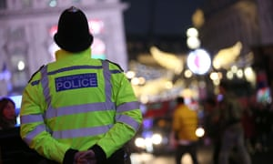 ( Security tight in London as UK prepares for New Year's Eve celebrations )