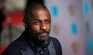 Joanna Lumley described Idris Elba as 'a zonking great star'.