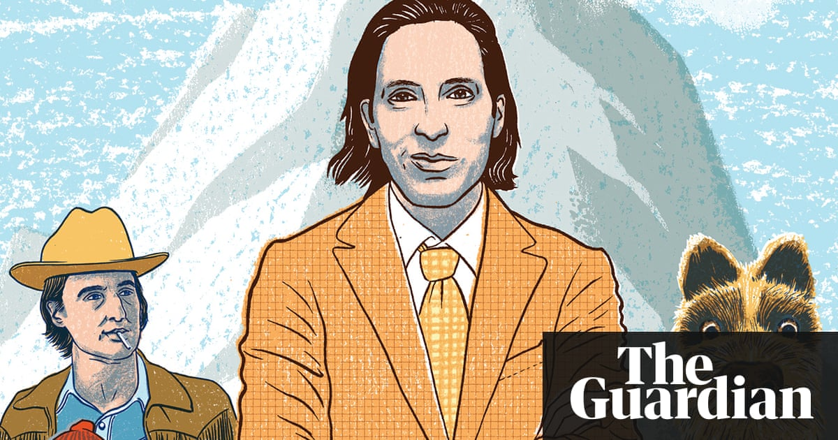 how the wes anderson aesthetic took over the world film. Black Bedroom Furniture Sets. Home Design Ideas