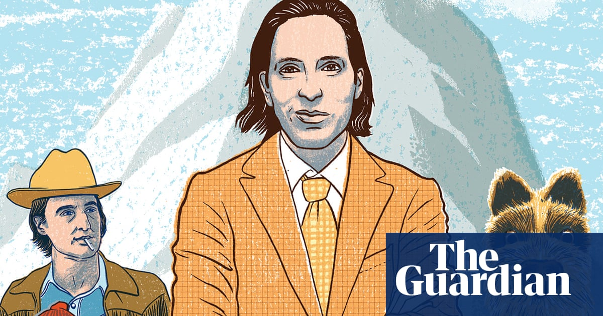 How The Wes Anderson Aesthetic Took Over The World Film The Guardian