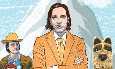 Go Wes: Owen Wilson, Wes Anderson Isle of Dogs.