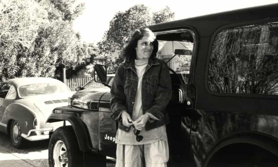 Joy Williams in Tucson, Arizona, 1987