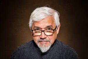 Writer Amitav Ghosh.