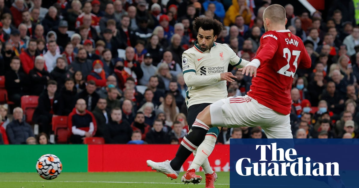Mohamed Salah hits hat-trick as Liverpool thrash Manchester United