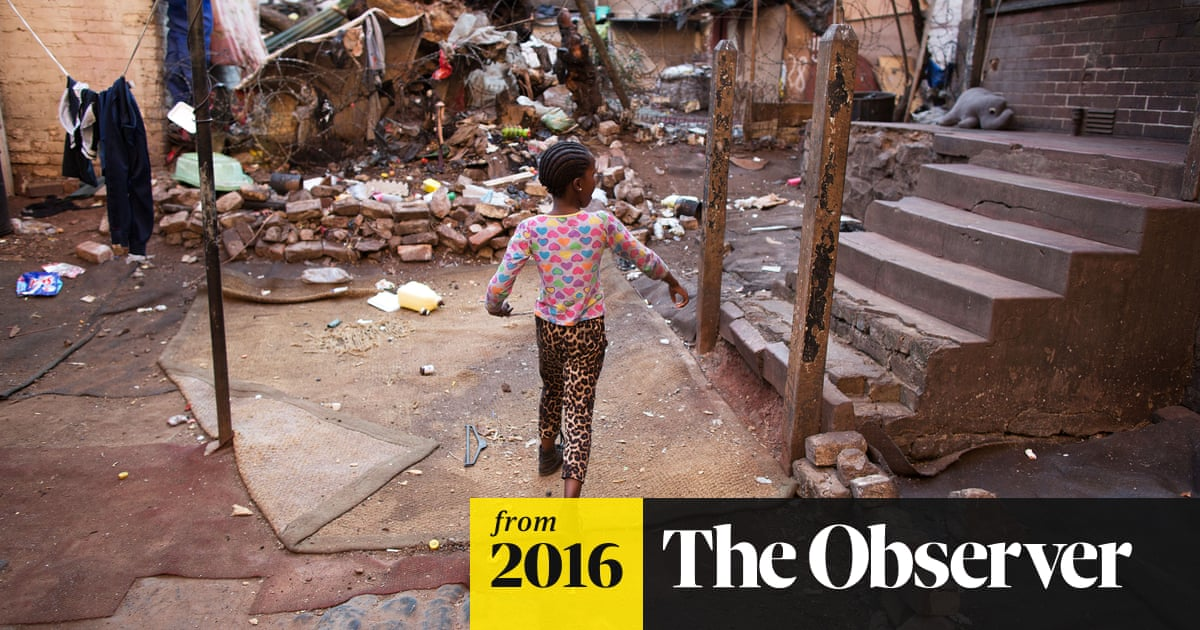 Regeneration should be for all': will change in Johannesburg