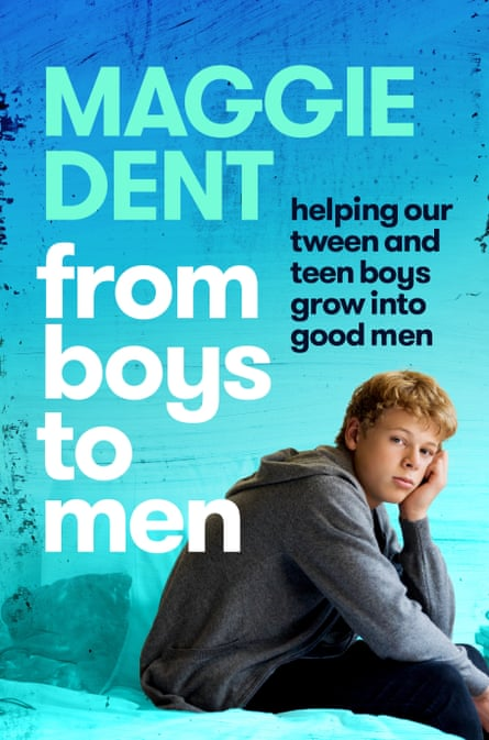 Cover image of From Boys to Men by Maggie Dent