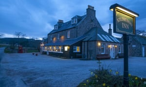 Kildrummy Inn, Scotland
