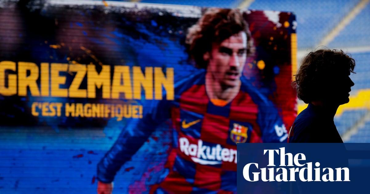 Barcelona head Deloitte Money League for first time as top clubs rake in £8bn