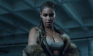 Beyonce: urban grit