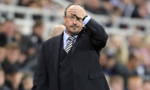Rafael Benítez knows Saturday's game against West Ham is vital if the pressure is not to increase at St James' Park during the international break.