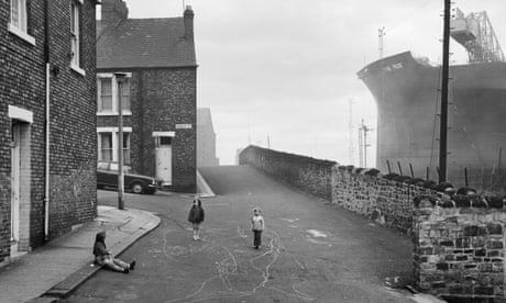 The big picture: Chris Killip captures the last days of shipbuilding