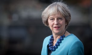 Theresa May's speech to the Tory party conference will no doubt feature 'ordinary working people'.