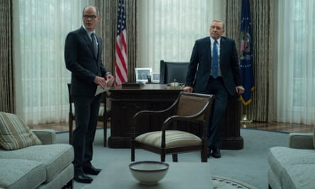 Bringing the office into disrepute: House of Cards season four.