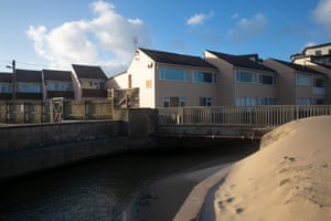 Sand Bay Holiday Flats in Perranporth.