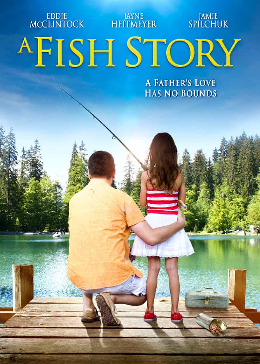 a fish story film poster