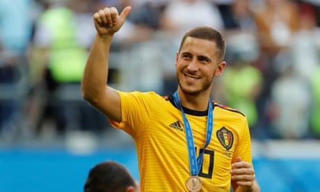 'You know my preferred destination': Eden Hazard casts doubt over Chelsea future