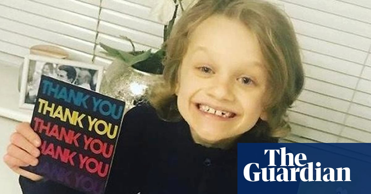 Nine-year-old killed by lightning 'saved three others' donating organs