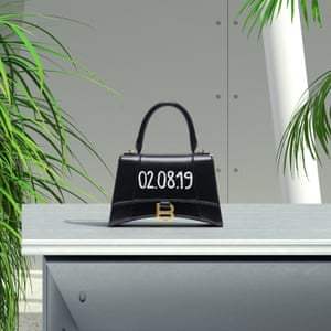 Art attackFeeling creative? Head to one of Balenciaga's London stores before 23 September where an on-site graffiti artist will customise bags with your name, initials or date of birth when you buy something from the Hourglass collection. Time to get tagged. From £895, balenciaga.com