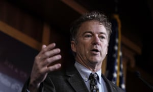 Senator Rand Paul of Kentucky tested positive for Covid-19.