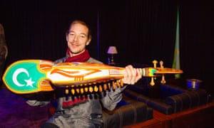 Pentz on his musical fact-finding mission to Pakistan