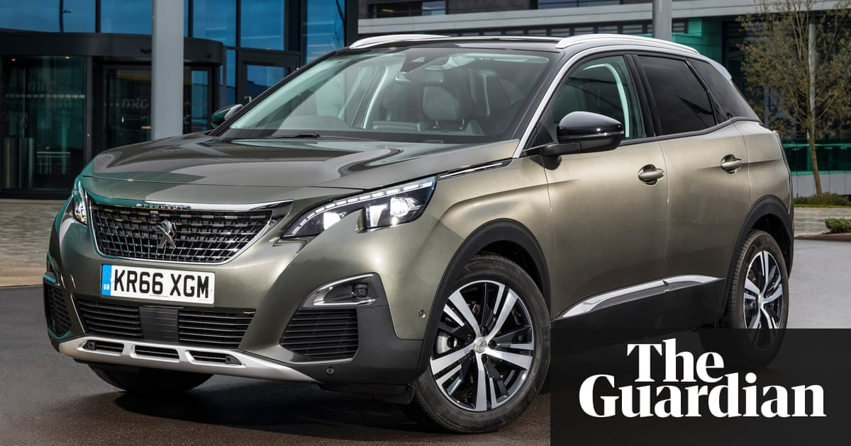 Peugeot 3008 car review – 'It's funny-looking' | Technology | The