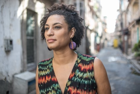 Marielle Franco was a voice for the disadvantaged.