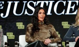 Kim Kardashian West: The Justice Project.