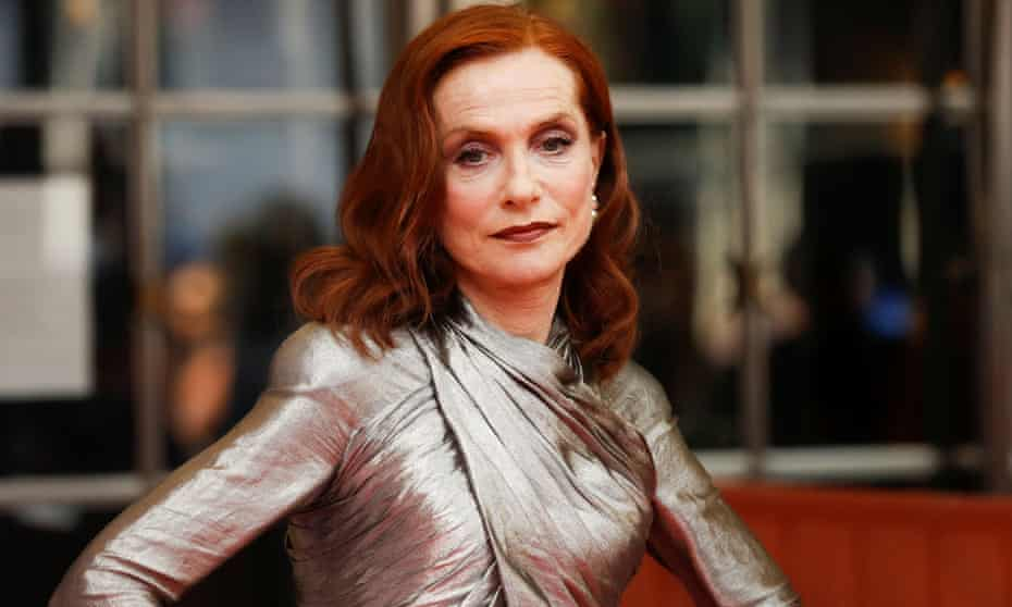 'There isn't really any pleasure, just immense fatigue and fear' ... Isabelle Huppert.