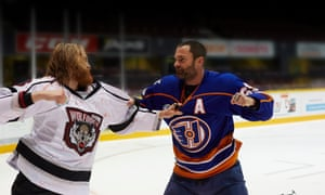 Goon Last Of The Enforcers Review Feeble Canadian Sports Comedy