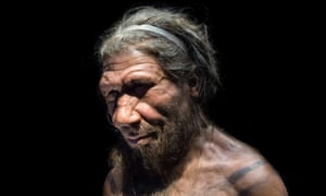 Scientists broadly agree that the Neanderthals died out about 40,000 years ago.