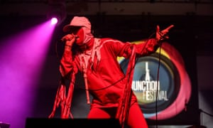 Gazelle Twin at the Late Junction festival at EartH, London, February 2019.
