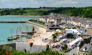 Where to buy fresh food and drink in Normandy and Brittany