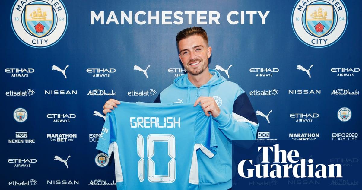 'Dream come true': Jack Grealish seals record £100m Manchester City move