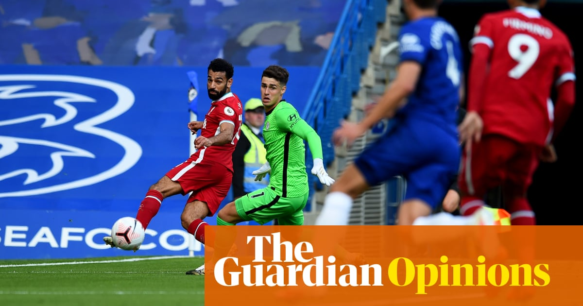 Kepa Arrizabalagas confidence is shot and the way Chelsea play doesnt help him | Jonathan Wilson