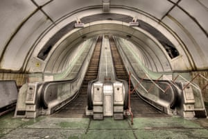 Shortlisted Tyne Pedestrian and Cycle Tunnel, Newcastle Upon Tyne by George Ledger