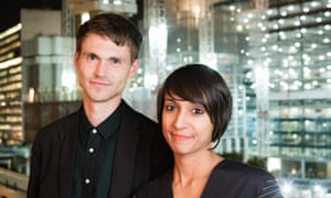 'In practice, you often find yourself designing the right answer to the wrong brief' … Finn Williams and Pooja Agrawal.