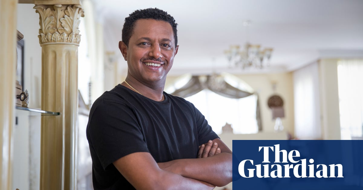 Teddy Afro, Ethiopia's biggest pop star: 'Because of our
