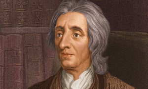 John Locke, circa 1680.