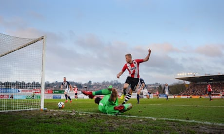 The Dozen: the weekend's best FA Cup photos