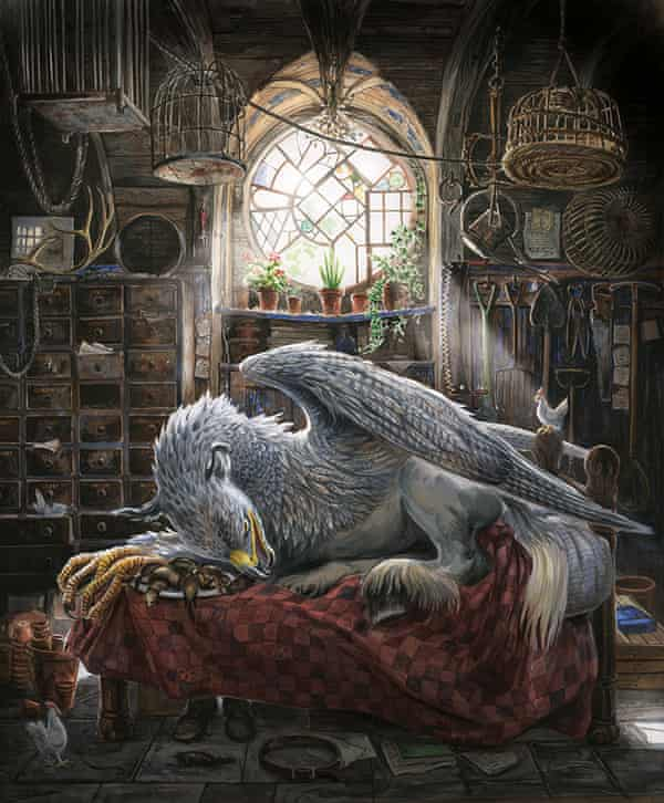 Harry Potter and the Prisoner of Azkaban, illustrated by Jim Kay
