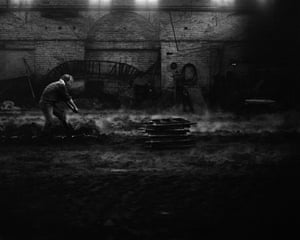 Foundry worker, (No 2), 1983