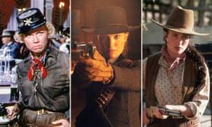 Calamity Jane (1953) Jane Got a Gun (2016) and Bad Girls (1994).