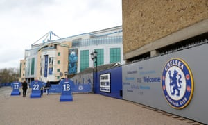 Chelsea have acted to help out NHS staff dealing with the coronavirus.