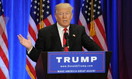 Can Donald Trump afford to be president?