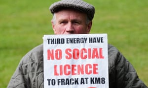 Third Energy has been granted planning permission to frack but local opposition remains high
