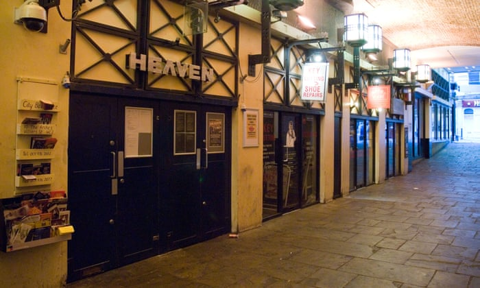 G-A-Y nightclub owner launches lawsuit over 10pm Covid curfew | Business | The Guardian