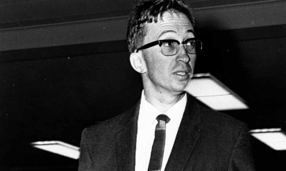 Joel Joffe in 1964, at the time of the Rivonia trial.